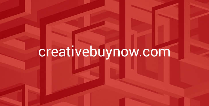CreativeBuyNow.com – Domain for Selling Digital Good Websites Feature Image