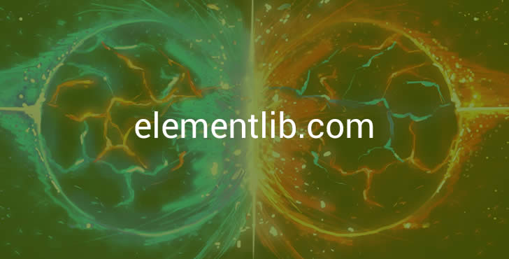 ElementLib.com – Domain for Web Design and Development Feature Image