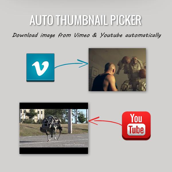 Flat News – Responsive Magazine WordPress Theme - Auto Thumbnail Picker
