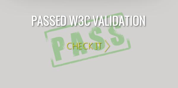 Flat News – Responsive Magazine WordPress Theme - Passed W3C Validation