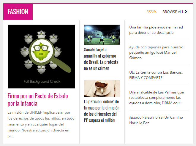 Work with Article Box - GodMag - Flexible Magazine Template for Blogger