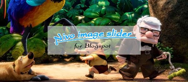 Add Nivo Image Slider for Blogger Blogspot